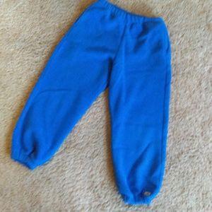 Eastern Mountain Sports Bottoms - Cozy warm EMS kids fleece pants